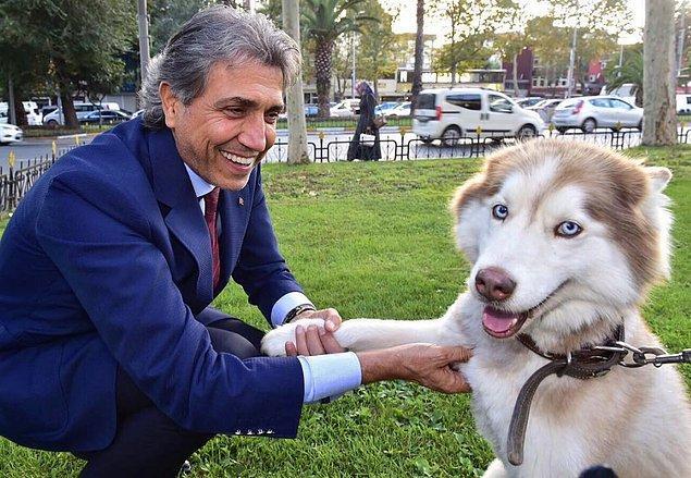 Ve elbette projenin ev sahibi, aynı zamanda hayvan dostu Fatih Belediye Başkanı Mustafa Demir'e de sonsuz teşekkürler. 🙏