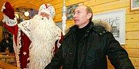 19 забавных фото знаменитостей с Санта-Клаусом и Дедом Морозом!