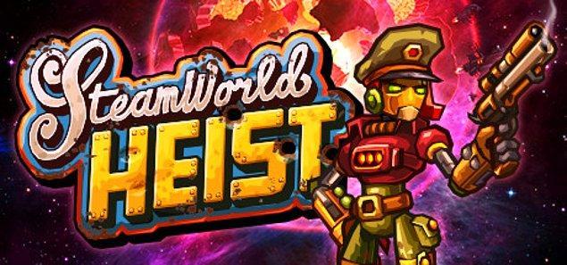 3. SteamWorld Heist - %70 - 7.20 TL