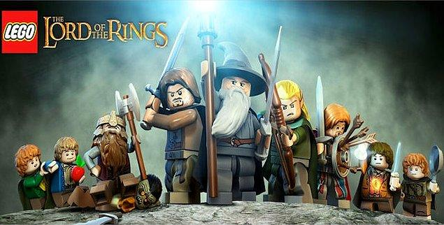 9. LEGO The Lord of the Rings - %80 - 6.20 TL