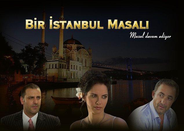22. Bir İstanbul Masalı