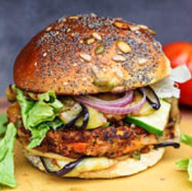 Sebze Burger