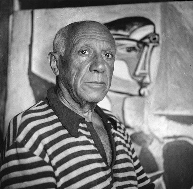 Pablo Picasso!