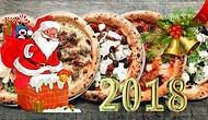 Соберите пиццу, и мы предскажем, что ждет вас в 2018 году