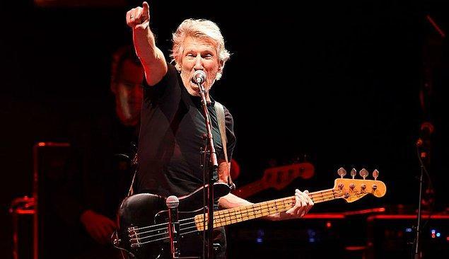 Daha önce Roger Waters'ta konserini iptal etmişti
