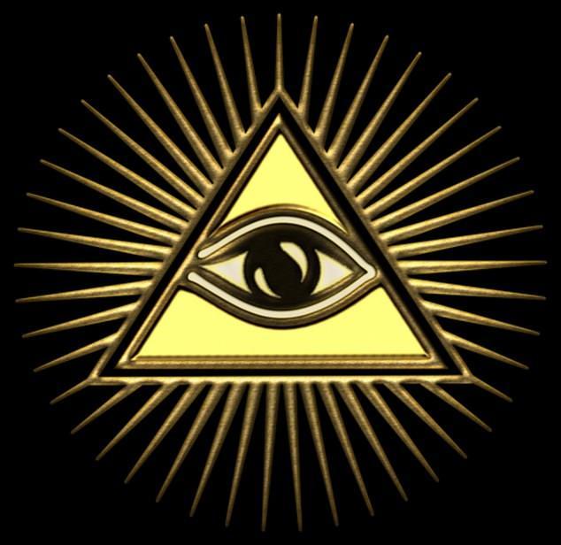 символ иллюминатов фото вполне понятные