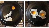 Девушка из Мексики показала всему миру, что яичница на завтрак - не просто банальное блюдо