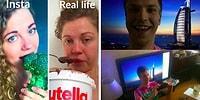 13 жестоких доказательство того, что верить фото в Инстаграм - себе вредить