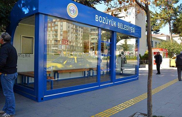 Benzer projeler daha önce başka belediyeler tarafından da hayata geçirilmeye başlanmıştı.