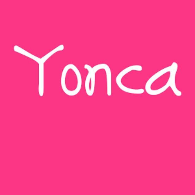 Yonca!