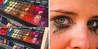 14 фото, которые могут не на шутку травмировать психику любительниц макияжа 😱