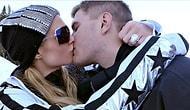 Aldığı Evlilik Teklifi Sonrası Paylaştığı Fotoğrafla Tektaşını Gözümüze Gözümüze Sokan Paris Hilton!