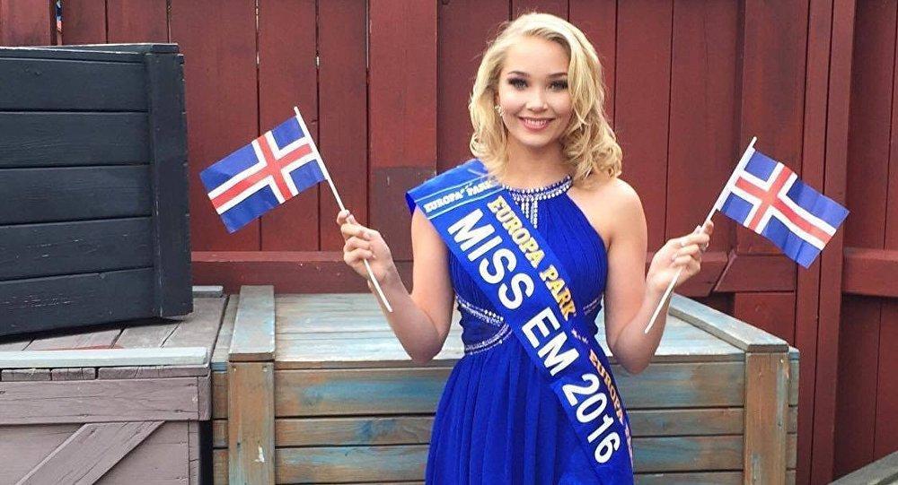 Знакомства с девушкой из исландии