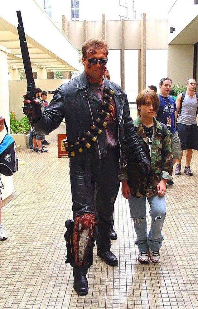 12. Şehre yeni bir Arnold gelmiş!