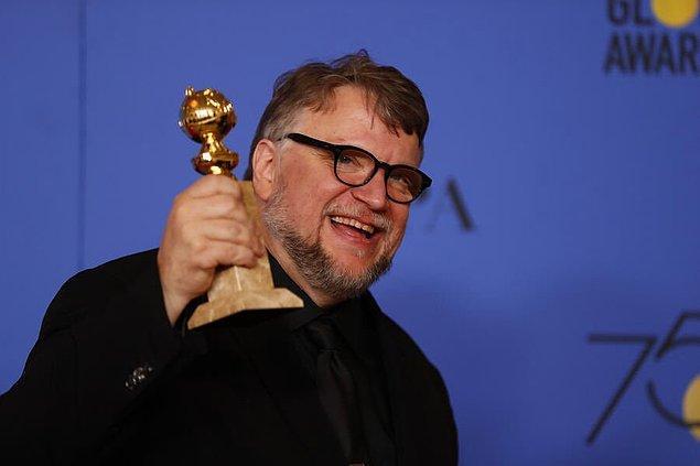 En İyi Yönetmen: Guillermo del Toro