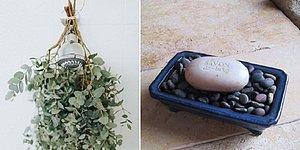15 наипростейших лайфхаков для того, чтобы ваша ванная выглядела более стильно и богато