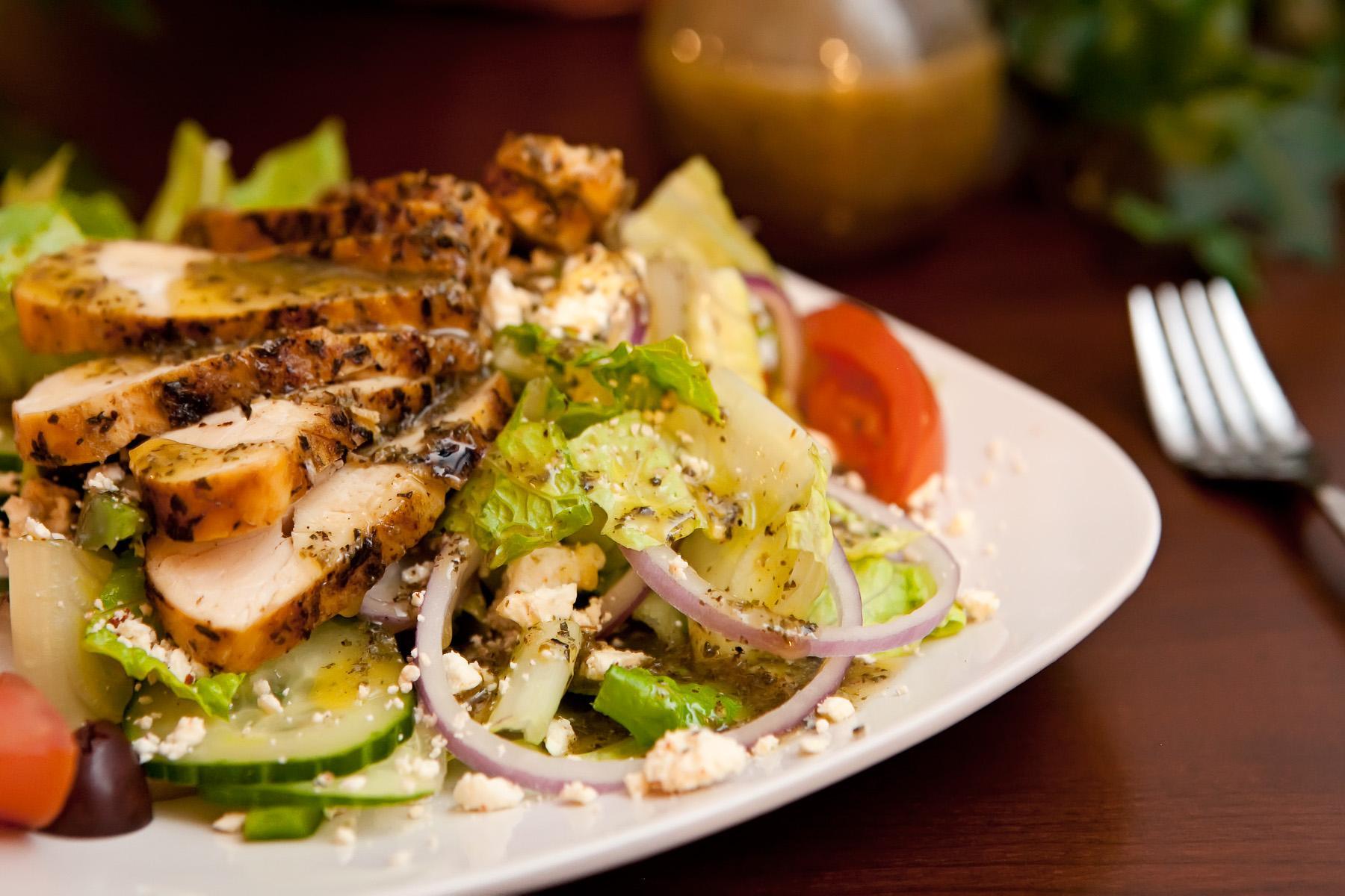 Рецепты блюд греческой кухни