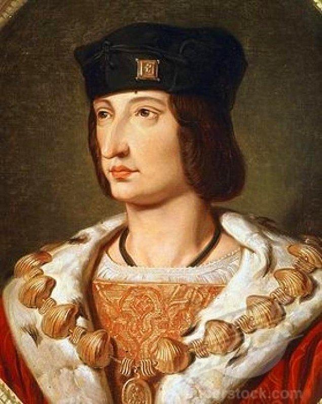Floransa'nın 1494 yılında Fransa Kralı VIII. Charles tarafından işgal edilmesi