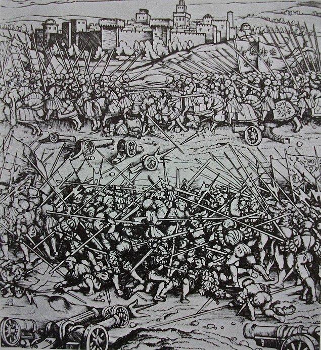 Cambrai Ligi Savaşları ve Medici ailesinin Floransa'ya tekrar hükmetmesi
