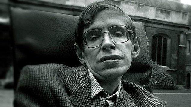 """""""Yoksa Hawking aslında Hawking değil mi?"""""""