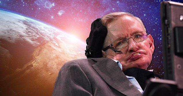 """""""Hawking'in hastalığı daha değişikti"""""""