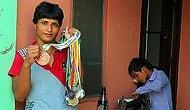 В 12 её выдали замуж, в 14 она родила близнецов - сейчас ей 21, и она будет бороться на Олимпиаде 2020 года!