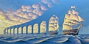 Глазам своим не верю! 24 картины-иллюзии канадского художника, которые обманут ваш разум