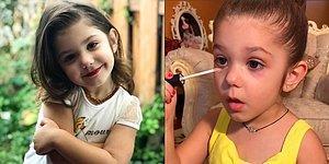 Знакомьтесь! 3-летний профи в макияже, Лириана, набирает тысячи просмотров в сети!