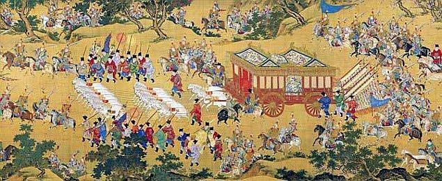8. An Luşan İsyanı: 36 Milyon İnsan Öldü!