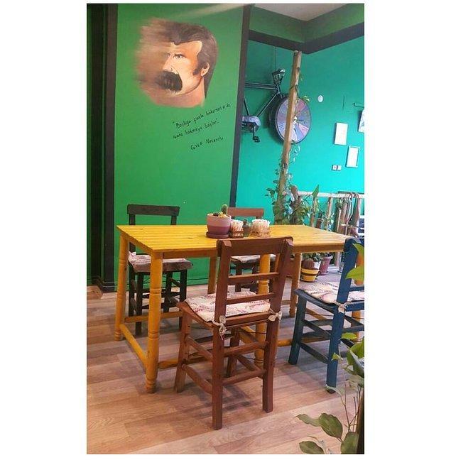 10. Kaktüs Cafe / Şanlıurfa