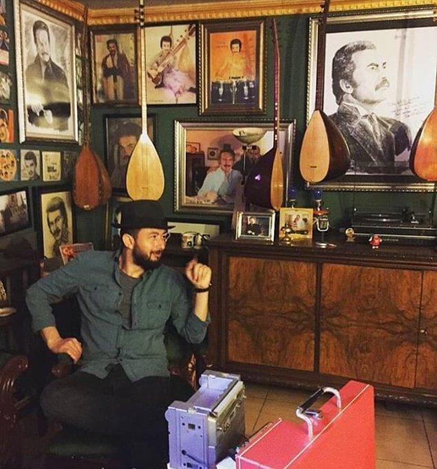 13. Gramofon Cafe / Ankara