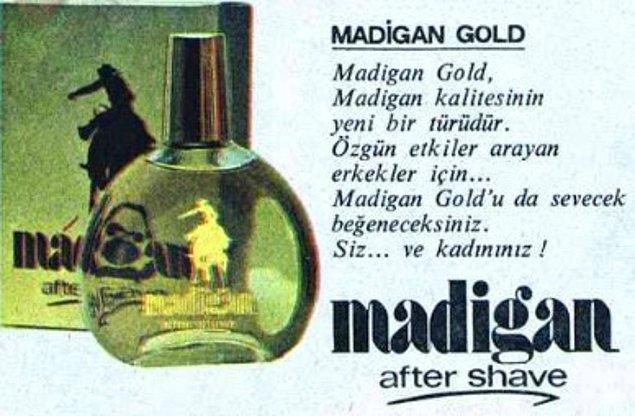 Bonus – Madigan kokusu