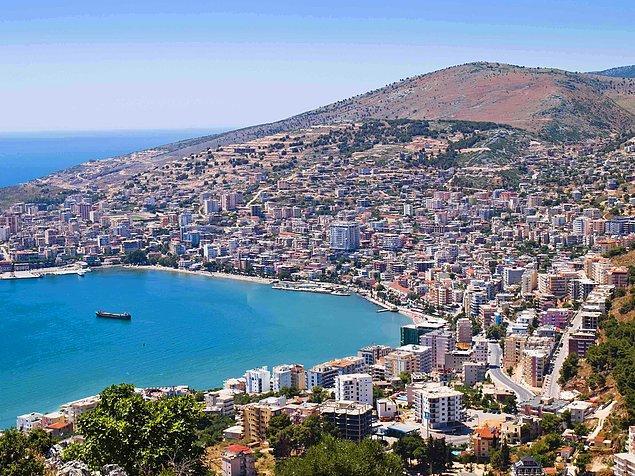 1. Arnavutluk