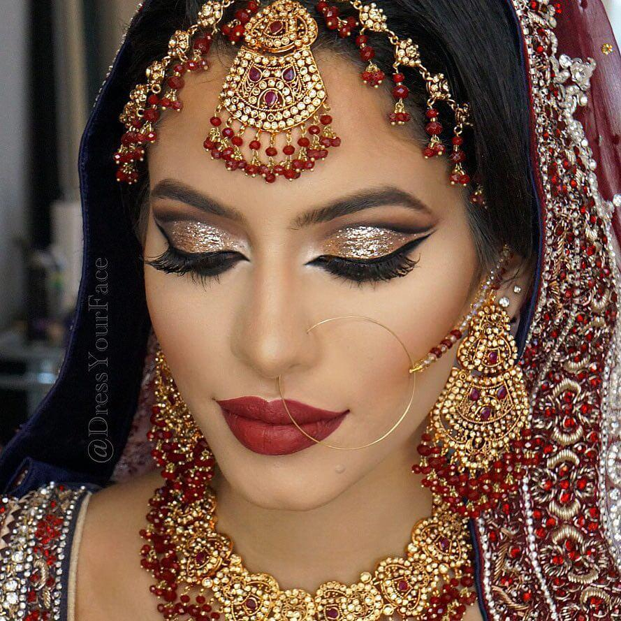 Indian Bridal Makeup Artist Ct
