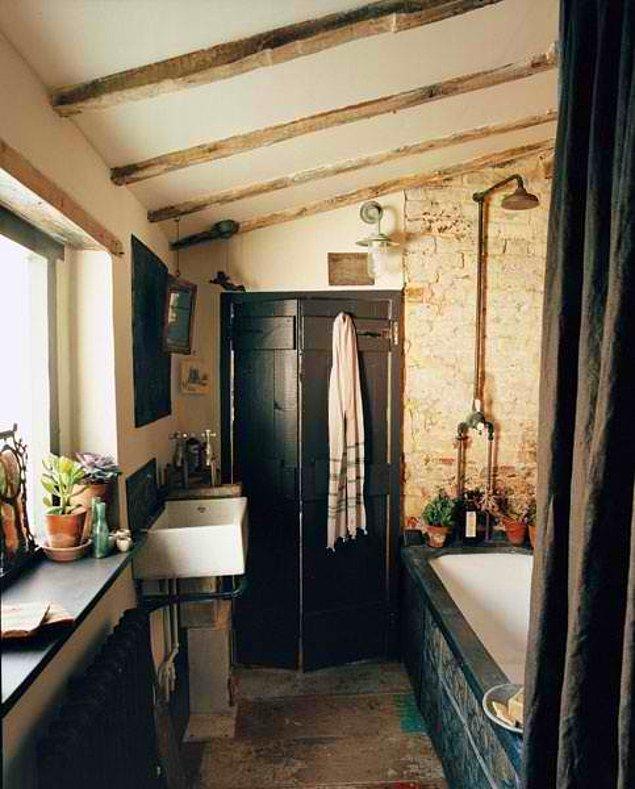 18. Anneannenizin köy evi olsa beğenmezsiniz, ama o kadar doğal ve güzel ki.
