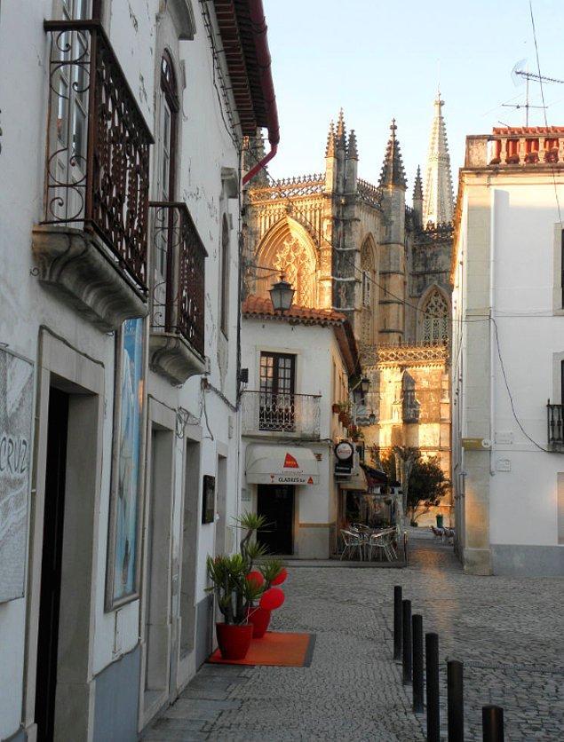 5. Batalha, Portekiz