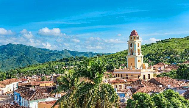 22. Trinidad, Karayipler