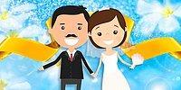 На ком тебе следует жениться/выйти замуж? Пройди тест и найди свою половинку!