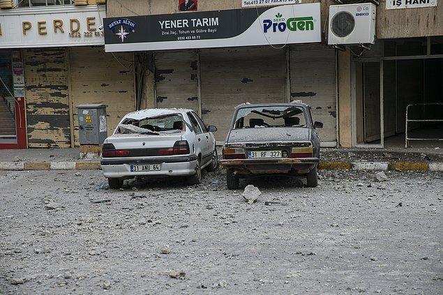 Hatay Valiliği'nden açıklama: 46 kişi yaralandı'