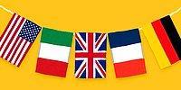 Лишь человек с IQ больше 150 знает, каким странам принадлежат эти 10 флагов