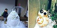 Вот как жители Японии ответили на небывалый снегопад в Токио! На это стоит посмотреть!