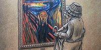 Французский художник показал, что могло послужить вдохновением для создания знаменитых картин