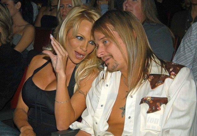 5. Pamela Anderson & Kid Rock