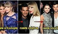 Hep Yakın Arkadaşlarının Eski Sevgilisiyle Beraber! Selena Gomez'in İflah Olmaz Bir Enişteci Olduğunun Kanıtları