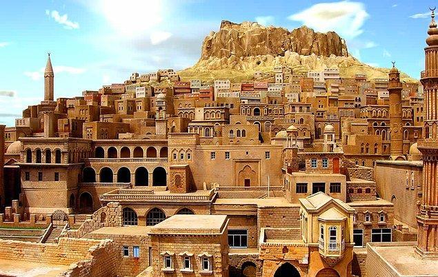 25. Ve bir şehir de bizden: Mardin