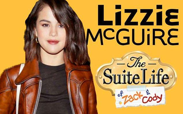 21. Selena Gomez, normalde The Suite Life of Zack and Cody'nin Lizzie McGuire karakteri eklenerek yapılacak olan yeni versiyonunda başrol oynayacaktı.