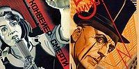 9 советских авангардных киноафиш, глядя на которые, Голливуд позеленеет от зависти