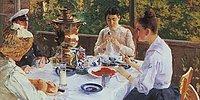 Кушать подано, сударь! 9 правил русского обеденного этикета XIX века 🍽