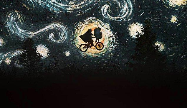 17. E.T. the Extra-Terrestrial (1982)