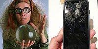 Тест-пророчество: Сколько раз ты разобьешь экран своего смартфона в этом году?